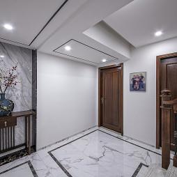 中式豪宅玄关设计