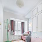 少女感法式儿童房设计