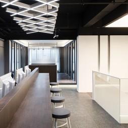 地山空间办公室休闲游戏区设计