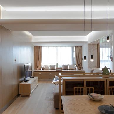 住宅-简约客厅设计