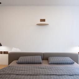 住宅-简约主卧设计