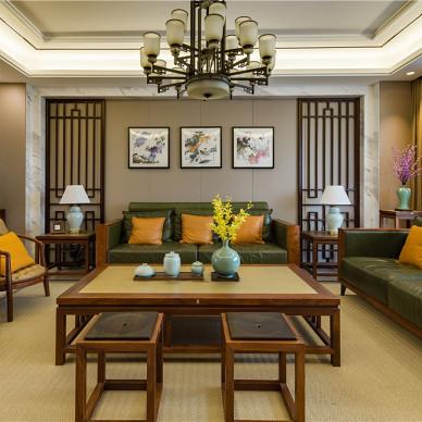 禅·韵---龙城一号---新中式风格_3451268