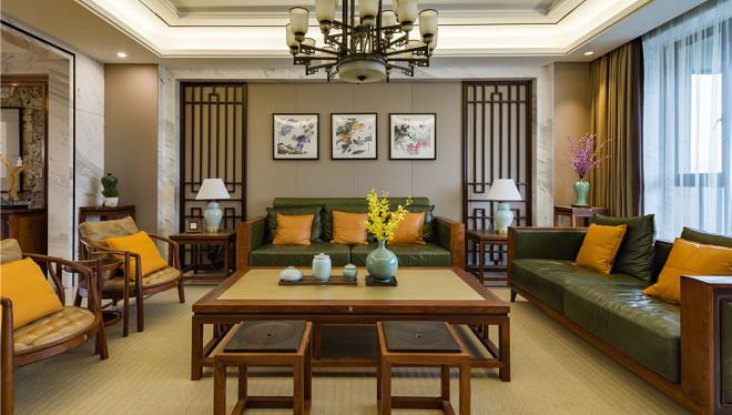 禅·韵---龙城一号---新中式风格