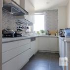 180㎡复式厨房设计