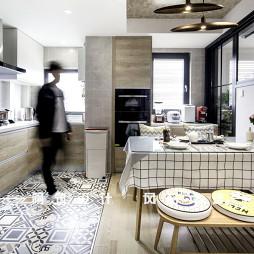 轻活主义北欧厨房设计