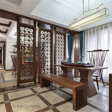 经典中式茶室设计