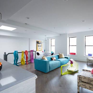 缤纷色彩--工作室上的居家生活_3452461