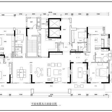 【华丽中式】岭南公馆480m²_3453773