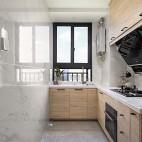 简雅北欧三居厨房设计