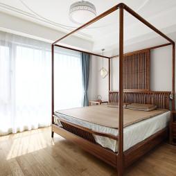 禅意DS风卧室设计图