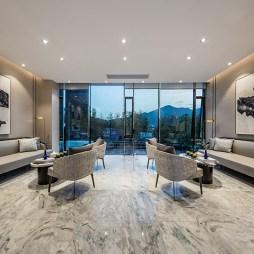 样板房展示空间VIP室设计
