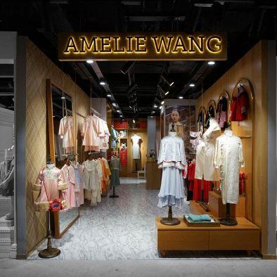 Amelie Wang亲子童装…