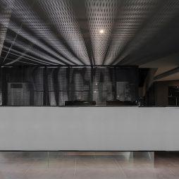 蜂巢电竞俱乐部前台设计
