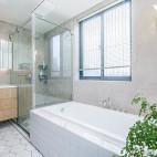 木色北欧卫浴设计