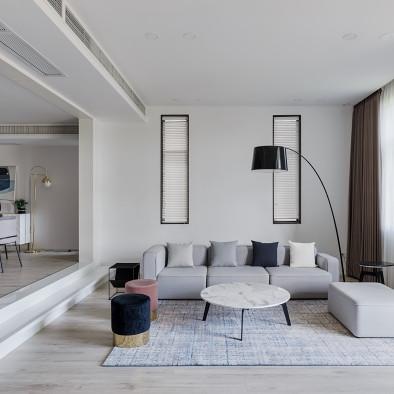 THE WHITE HOUSE极简方式的生活