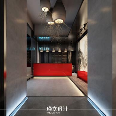 餐厅设计 玉林串串香_3470721