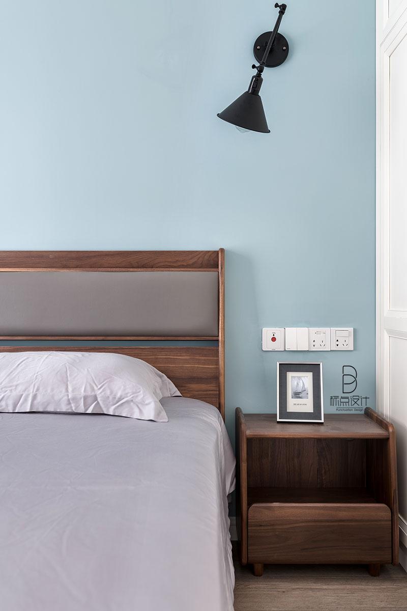 典雅144平混搭四居卧室装潢图卧室