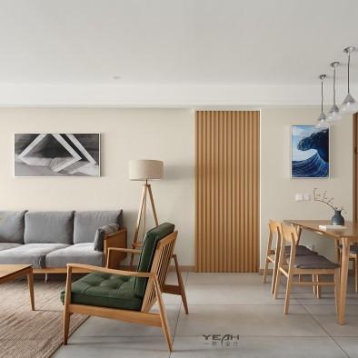 一野设计—龙湖时代天街 | 140m²