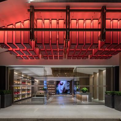 百姓百味 UPARK 中餐厅--亦可空间设计