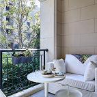 优雅法式阳台设计