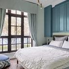 优雅法式卧室设计图
