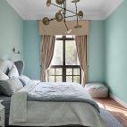 优雅法式卧室设计图片