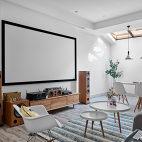 优雅法式休闲区设计图片