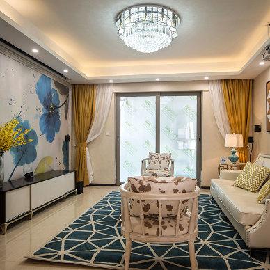 武汉国博新城——混搭风格 清新简易的混搭风尚_3477428