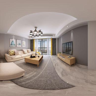 室内设计师梁崎瑞设计【公寓之家】_3477945