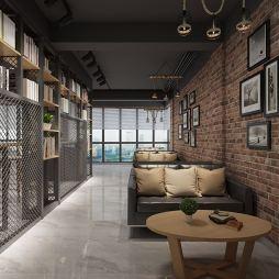 室内设计师梁崎瑞设计【图书馆之】_3477981