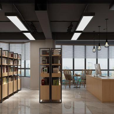 室内设计师梁崎瑞设计【图书馆之】_3477982