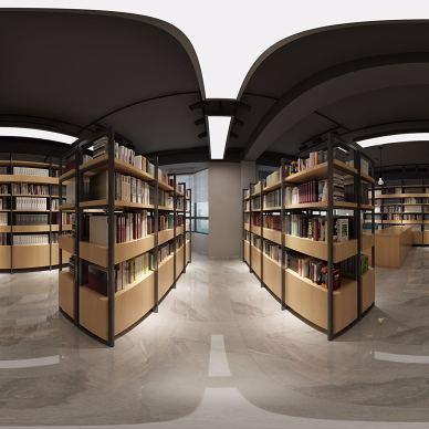 室内设计师梁崎瑞设计【图书馆之】_3477983