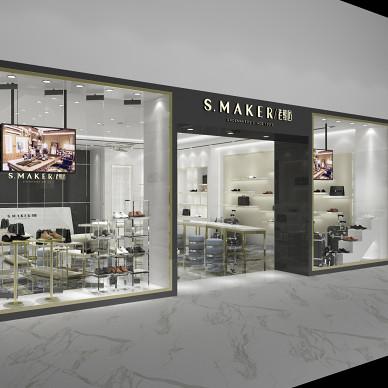 鞋匠专卖店设计_3478788