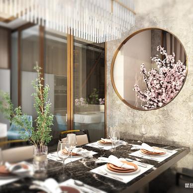 瞿昌明设计——轻奢新中式 定义当代豪宅_3482020