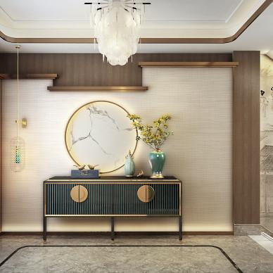 瞿昌明设计——轻奢新中式 定义当代豪宅_3482036