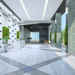 海悦国际大厦绿色办公效果_3485902