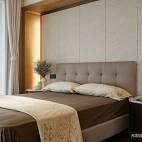 自然现代复式卧室设计图