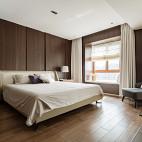 自然现代复式卧室设计图片
