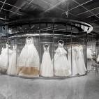 KIKI WONG婚纱店室内设计图片