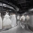 姜峰 杰恩设计——KIKI WONG婚纱店室内设计_3488270