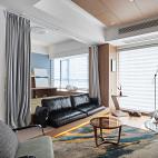 木楠舍北欧客厅设计
