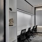 上海腾邦差旅办公空间电话间设计
