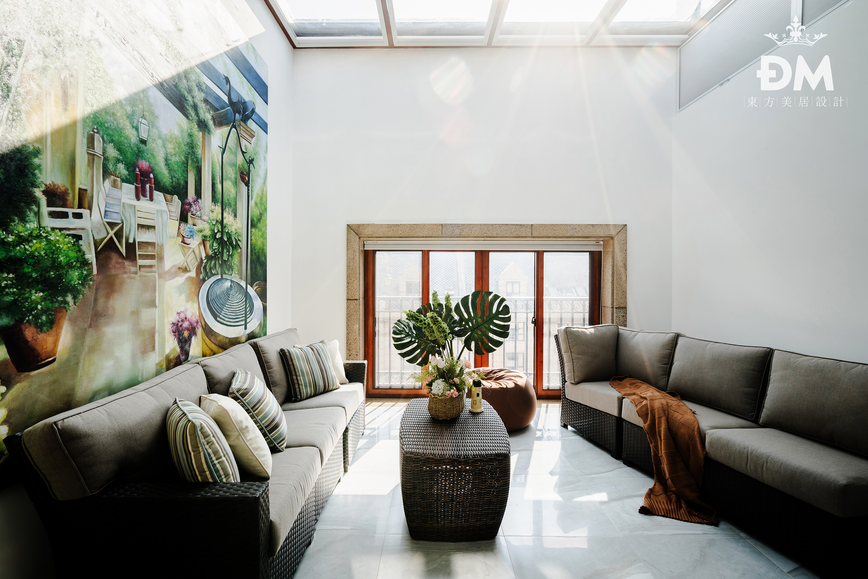 600平复式住宅休闲区设计图片功能区4图美式经典功能区设计图片赏析