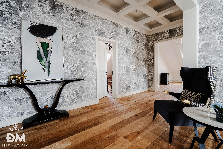 600平复式住宅铂珏公馆新古典的水晶之家功能区1图美式经典功能区设计图片赏析