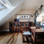 600平复式住宅阁楼设计图