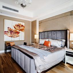 600平复式住宅卧室设计图