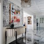 600平复式住宅玄关设计