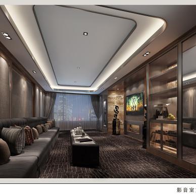 办公空间,艺术会所,港派设计_3491245