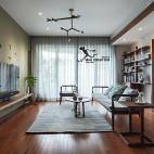 静谧混搭客厅设计图片