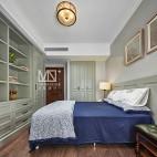 优雅美式卧室设计图片